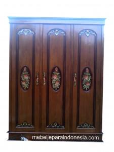 Almari Mawar Pintu 3